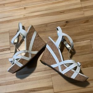 Guess Wedge Sandals - Size 9.5